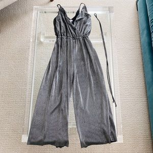 Silver Xhilaration Jumpsuit